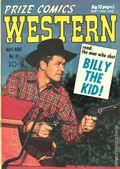 Prize Comics Western (1948) 81