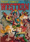 Prize Comics Western (1948) 90