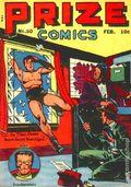 Prize Comics (1940) 50