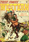 Prize Comics Western (1948) 104
