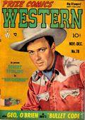 Prize Comics Western (1948) 78