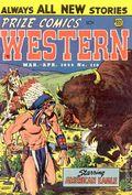 Prize Comics Western (1948) 110