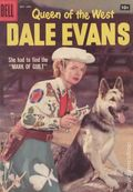 Queen of the West Dale Evans (1954-1959 Dell) 17