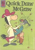 Quick Draw McGraw (1960-1962 Dell/Gold Key) 10