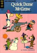 Quick Draw McGraw (1960-1962 Dell/Gold Key) 13
