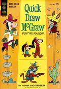 Quick Draw McGraw (1960-1962 Dell/Gold Key) 14