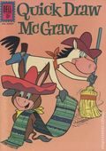 Quick Draw McGraw (1960-1962 Dell/Gold Key) 9