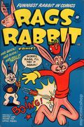Rags Rabbit (1951) 12