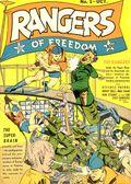Rangers Comics (1941) 1
