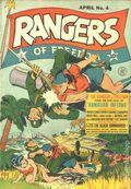 Rangers Comics (1941) 4