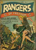 Rangers Comics (1941) 7