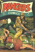 Rangers Comics (1941) 10