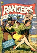 Rangers Comics (1941) 13