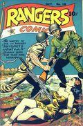 Rangers Comics (1941) 19