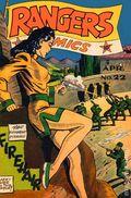 Rangers Comics (1941) 22