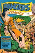 Rangers Comics (1941) 31