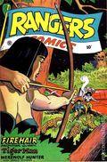 Rangers Comics (1941) 34