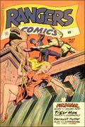 Rangers Comics (1941) 37