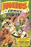 Rangers Comics (1941) 49
