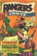 Rangers Comics (1941) 52