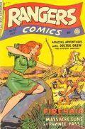 Rangers Comics (1941) 55