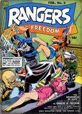 Rangers Comics (1941) 3