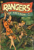 Rangers Comics (1941) 6