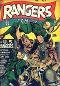 Rangers Comics (1941) 9