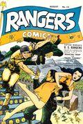 Rangers Comics (1941) 12