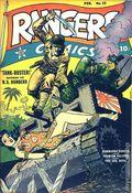 Rangers Comics (1941) 15