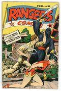 Rangers Comics (1941) 21
