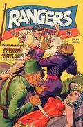 Rangers Comics (1941) 24