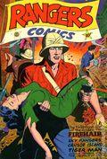 Rangers Comics (1941) 30