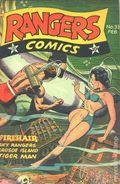 Rangers Comics (1941) 33