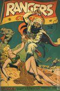 Rangers Comics (1941) 36