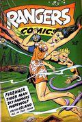 Rangers Comics (1941) 39