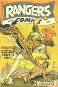 Rangers Comics (1941) 42