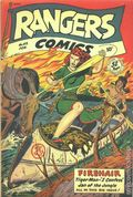 Rangers Comics (1941) 45