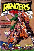 Rangers Comics (1941) 51