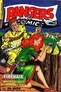 Rangers Comics (1941) 54