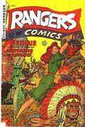 Rangers Comics (1941) 57