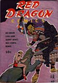 Red Dragon Comics Series 1 (1943) 8
