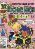 Richie Rich Digest Magazine (1986 2nd Series) 1