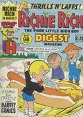 Richie Rich Digest Magazine (1986 2nd Series) 2