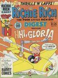 Richie Rich Digest Magazine (1986 2nd Series) 3