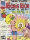 Richie Rich Digest Magazine (1986 2nd Series) 11