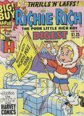 Richie Rich Digest Magazine (1986 2nd Series) 12