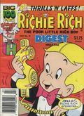Richie Rich Digest Magazine (1986 2nd Series) 14
