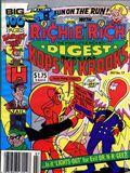 Richie Rich Digest Magazine (1986 2nd Series) 17