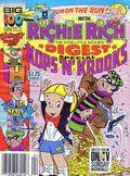 Richie Rich Digest Magazine (1986 2nd Series) 20
